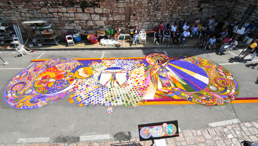 Infiorata of Spello
